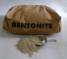 Bentonite (Fullers Earth)