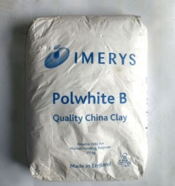 China Clay, white, powder