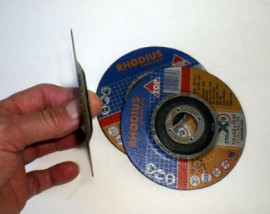Ultra-thin Cutting Disc XT10