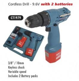 Cordless Drill 9.6V
