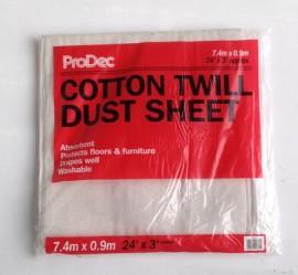 Dust Sheet 24 X 3