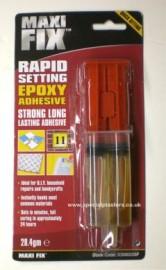 Epoxy Adhesive fast set
