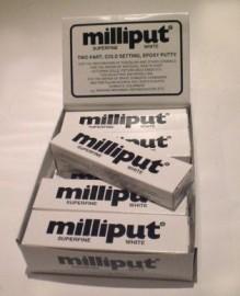 Milliput White