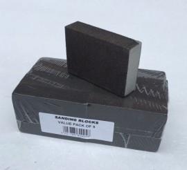 Sanding Blocks, Sponge