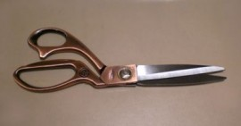 Scissors, Stainless Steel