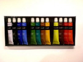 Artists Acrylic Paints