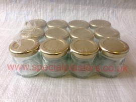 Mini Glass Jars 5oz