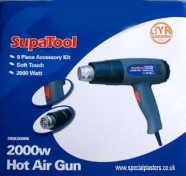 Heat Gun 2000 Watt