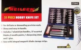 Knife Set 51 Piece