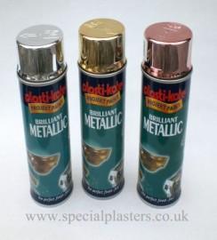 Plasti-kote Metalic Paints